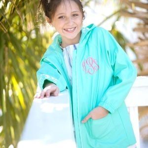 Other - Child rain coat monogrammed